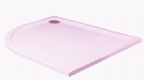Quadrant Shower Trays - 50mm High - All Sizes - Various Colours